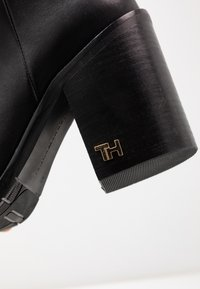 Tommy Hilfiger - MONO COLOR LONGBOOT - High heeled boots - black - 2