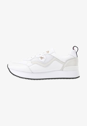 TOMMY DRESS CITY SNEAKER - Trainers - white
