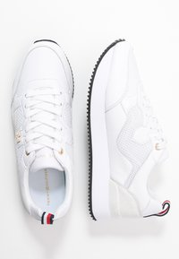 Tommy Hilfiger - TOMMY DRESS CITY SNEAKER - Baskets basses - white - 3