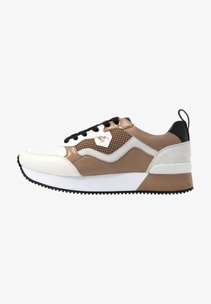 TOMMY DRESS CITY SNEAKER - Joggesko - tiger's eye