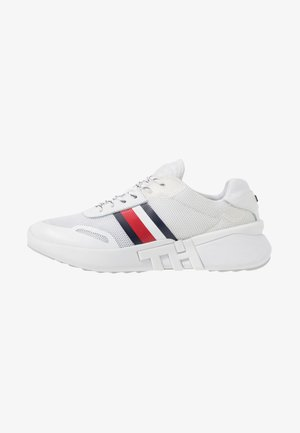 TOMMY SPORTY BRANDED RUNNER - Sneakers laag - white