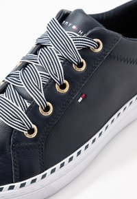 Tommy Hilfiger - NAUTICAL LACE UP SNEAKER - Baskets basses - desert sky - 2