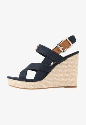 ELENA - Sandaler med høye hæler - desert sky