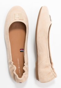 Tommy Hilfiger - KATY  - Ballerines - clayed pebble - 3