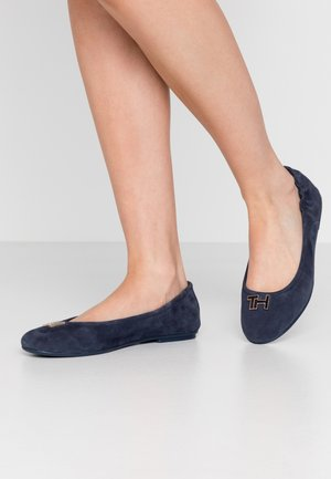 KATY  - Ballet pumps - sport navy