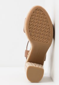 Tommy Hilfiger - AALIYAH  - High heeled sandals - summer cognac - 6