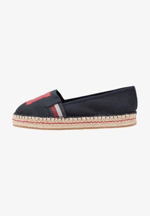 PATCH  - Espadrilky - blue
