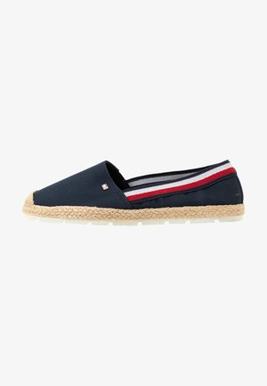 BASIC TOMMY CORPORATE ESPADRILLE - Loafers - desert sky