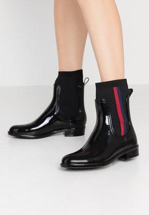 RAIN BOOT - Holínky - black