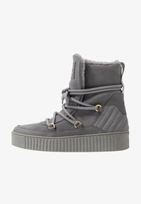 Tommy Hilfiger - COSY BOOTIE - Winter boots - grey - 1