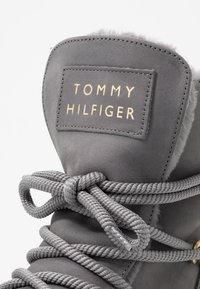 Tommy Hilfiger - COSY BOOTIE - Winter boots - grey - 2
