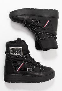 Tommy Hilfiger - CITY VOYAGER SNOW BOOT - Winter boots - black - 3