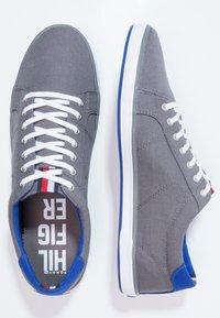 Tommy Hilfiger - HARLOW - Sneaker low - steel grey - 1