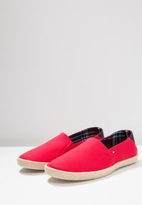 Tommy Hilfiger - EASY SUMMER - Espadrilles - tango red - 2