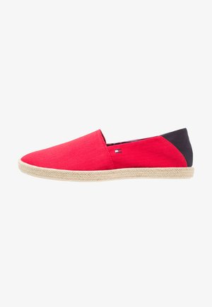 EASY SUMMER - Espadrilles - tango red