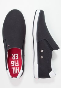 Tommy Hilfiger - ICONIC - Slip-ons - midnight - 1