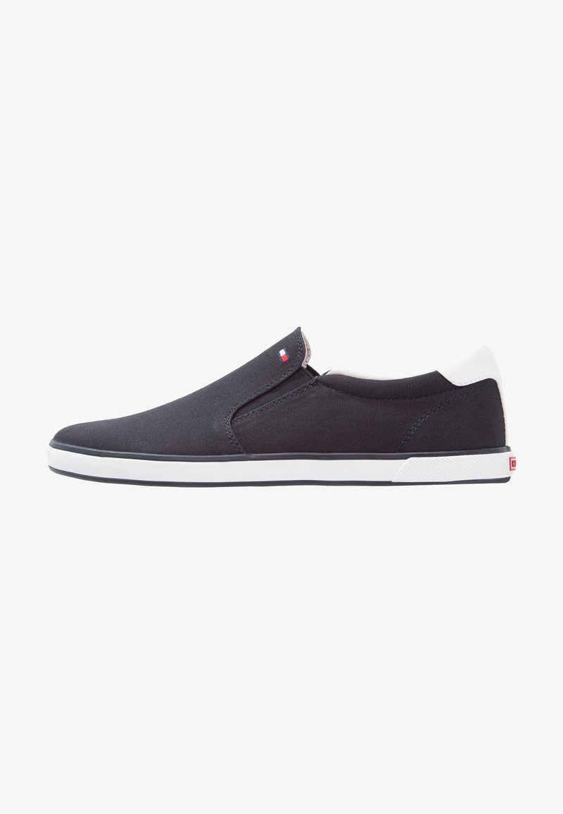 Tommy Hilfiger - ICONIC - Slip-ons - midnight