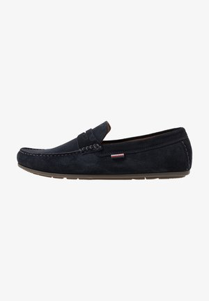 CLASSIC PENNY LOAFER - Mocassins - blue