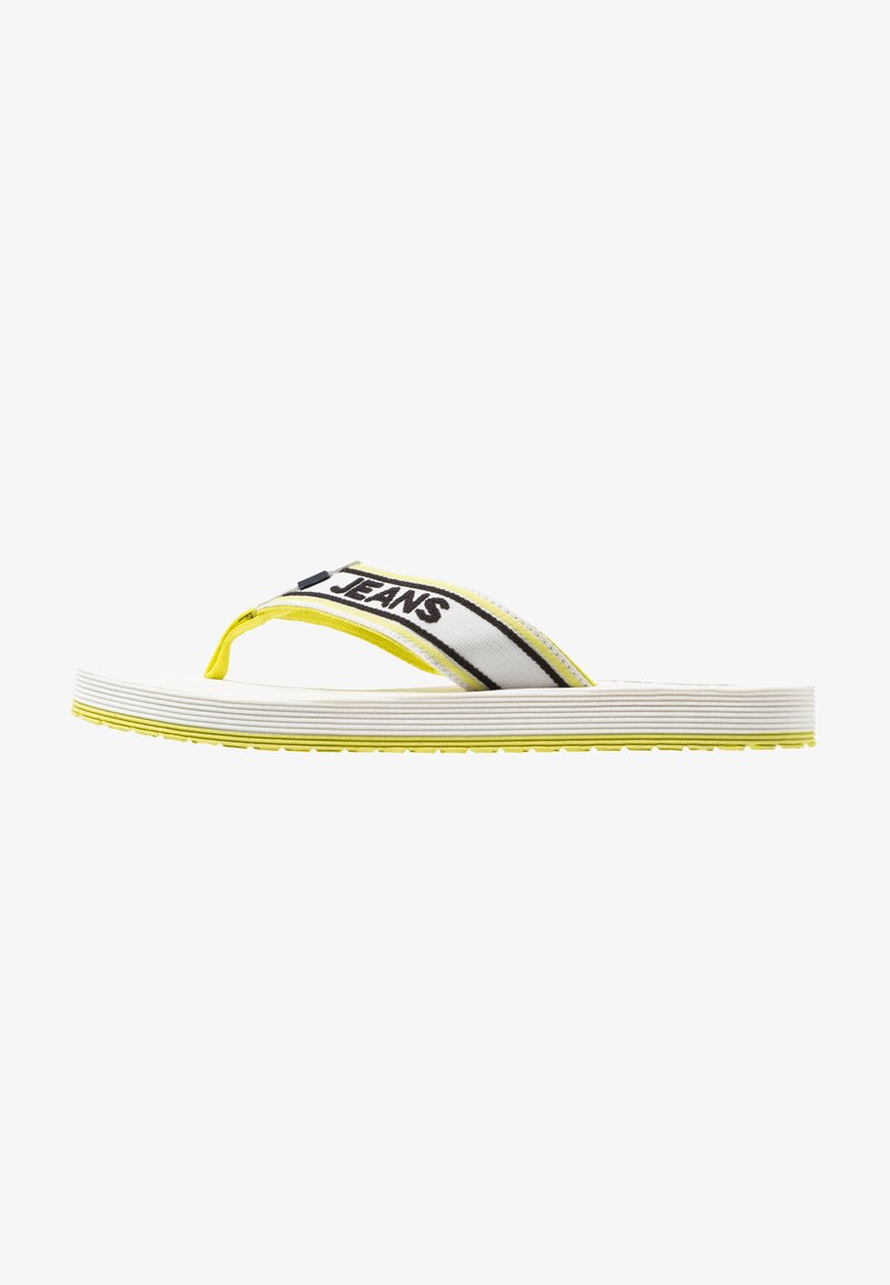 Tommy Jeans - BEACH - Infradito - green