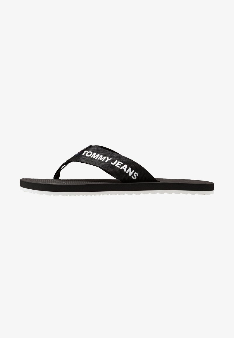 Tommy Jeans - MOULDED BEACH - Infradito - black