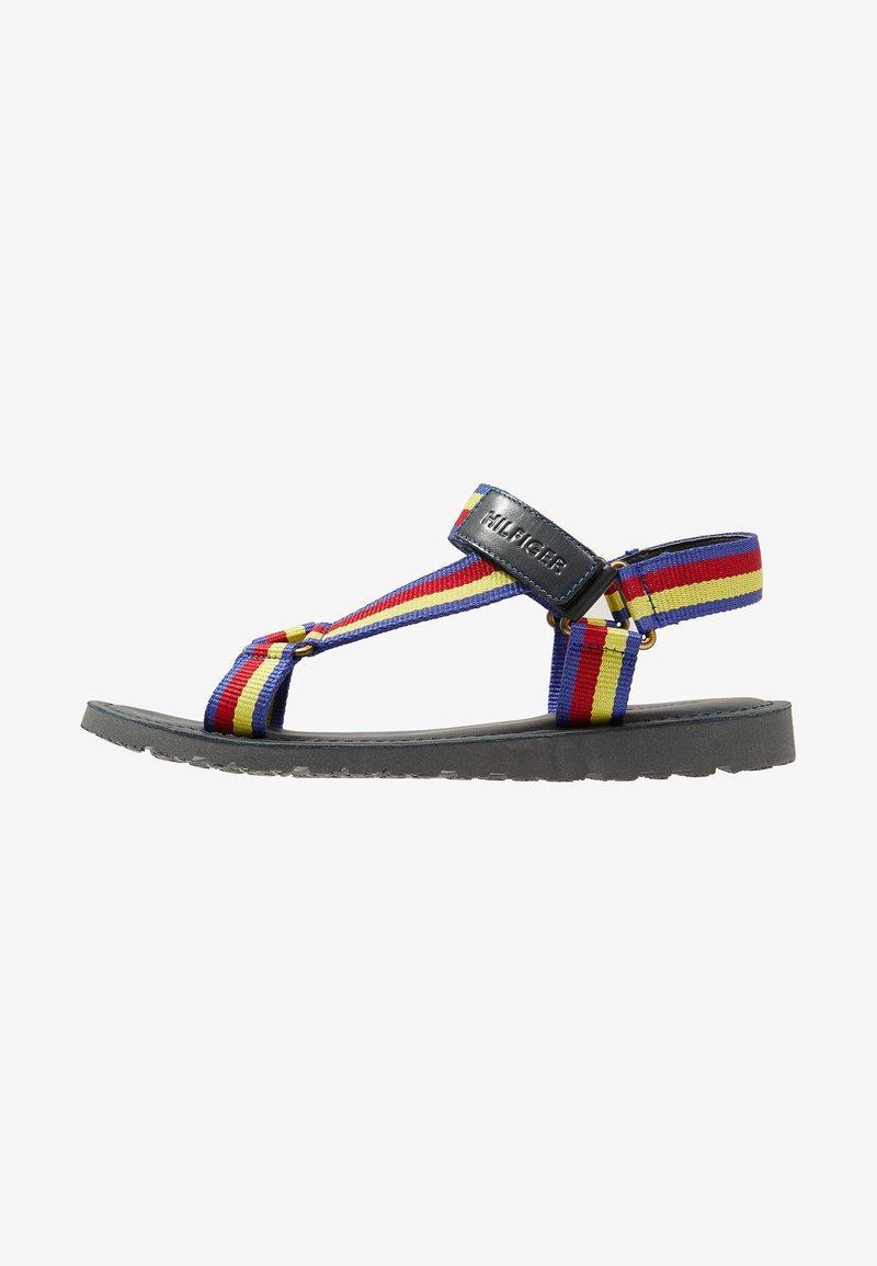 Tommy Hilfiger - STRAPPY WEBBING - Sandals - multi