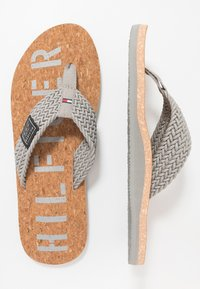 Tommy Hilfiger - CASUAL BEACH  - Infradito - grey - 1