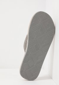 Tommy Hilfiger - CASUAL BEACH  - Infradito - grey - 4