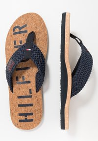Tommy Hilfiger - CASUAL BEACH  - Infradito - blue - 1