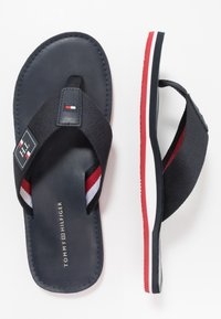 Tommy Hilfiger - ELEVATED BEACH - T-bar sandals - blue - 1