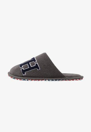 LOGO HOMESLIPPER - Pantuflas - grey