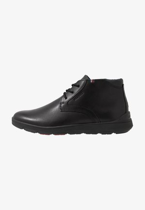 LIGHTWEIGHT CITY - Chaussures à lacets - black