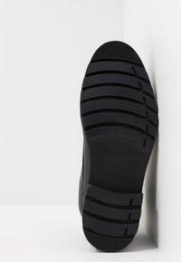 Tommy Hilfiger - BOOT - Bottines à lacets - black - 4