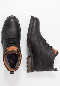 Tommy Hilfiger - BOOT - Bottines à lacets - black - 1