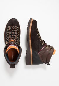 Tommy Hilfiger - Bottines à lacets - brown