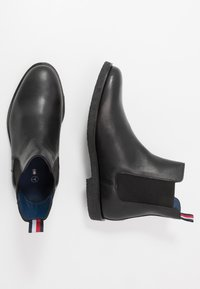 Tommy Hilfiger - CHELSEA BOOT - Stivaletti - black - 1