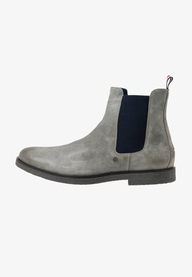 TOMMY X MERCEDES-BENZ CHELSEA BOOT - Classic ankle boots - grey