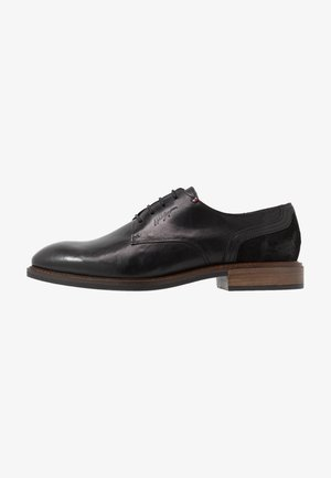 ELEVATED SHOE - Business-Schnürer - black