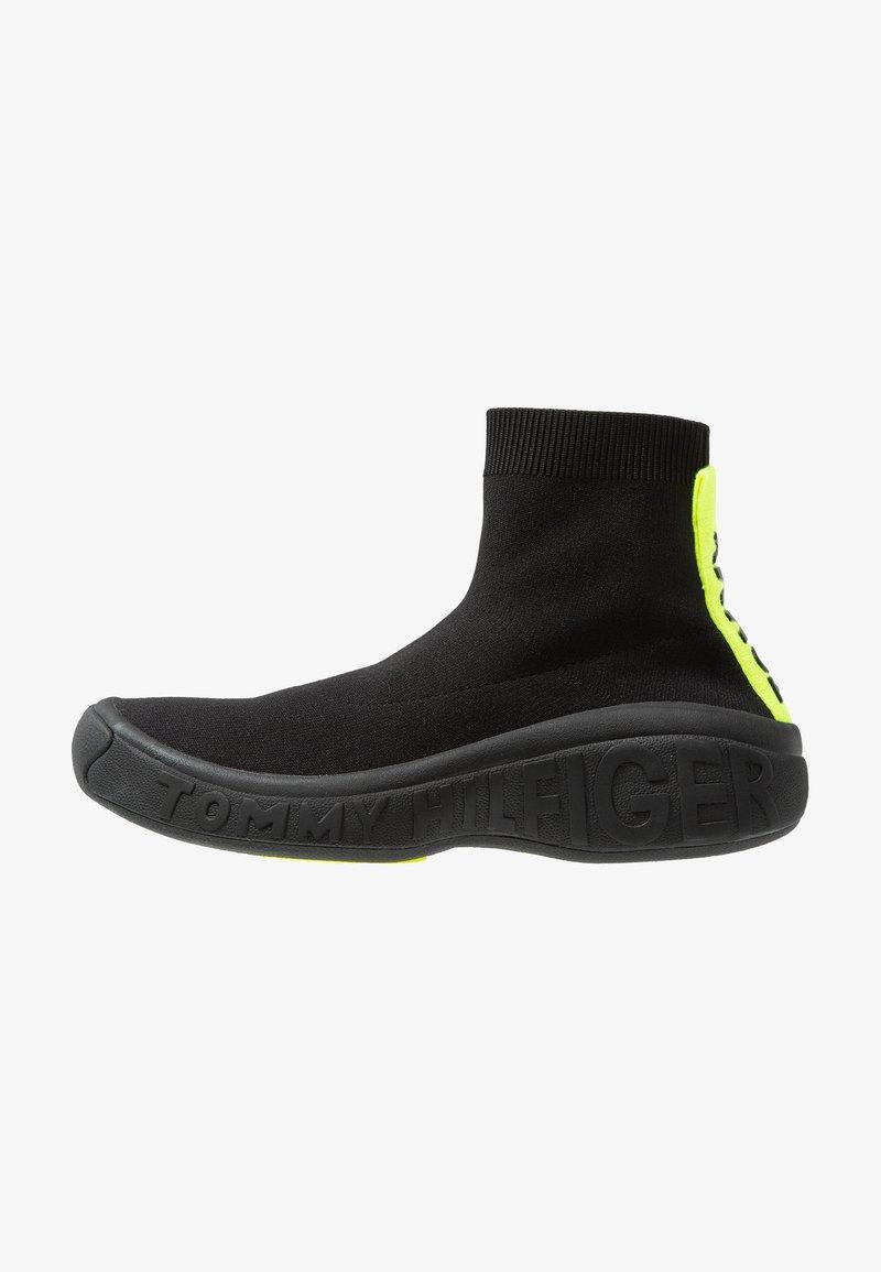 Tommy Jeans - ICON - Zapatillas altas - black