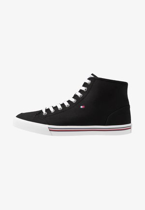 CORE CORPORATE - High-top trainers - black