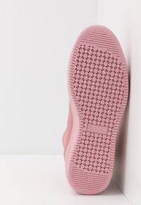 Tommy Hilfiger - LEWIS HAMILTON MODERN HIGH TOP SNEAKER - Baskets montantes - pink - 6