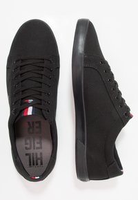 Tommy Hilfiger - HARLOW - Sneaker low - black