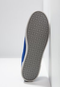 Tommy Hilfiger - ICONIC LONG LACE - Sneakersy niskie - blue - 4
