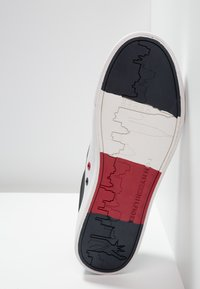 Tommy Hilfiger - FLAG DETAIL - Sneakers basse - midnight - 4
