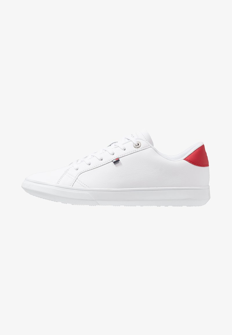 Tommy Hilfiger - ESSENTIAL CUPSOLE - Baskets basses - white