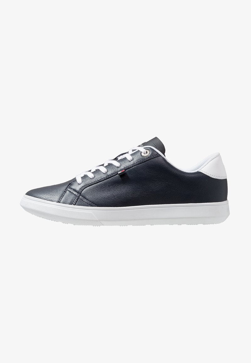 Tommy Hilfiger - ESSENTIAL CUPSOLE - Baskets basses - blue