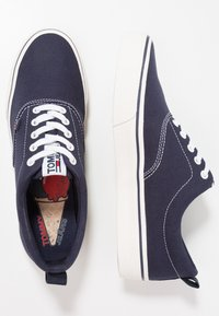 Tommy Jeans - CLASSIC - Sneakers laag - grey - 1