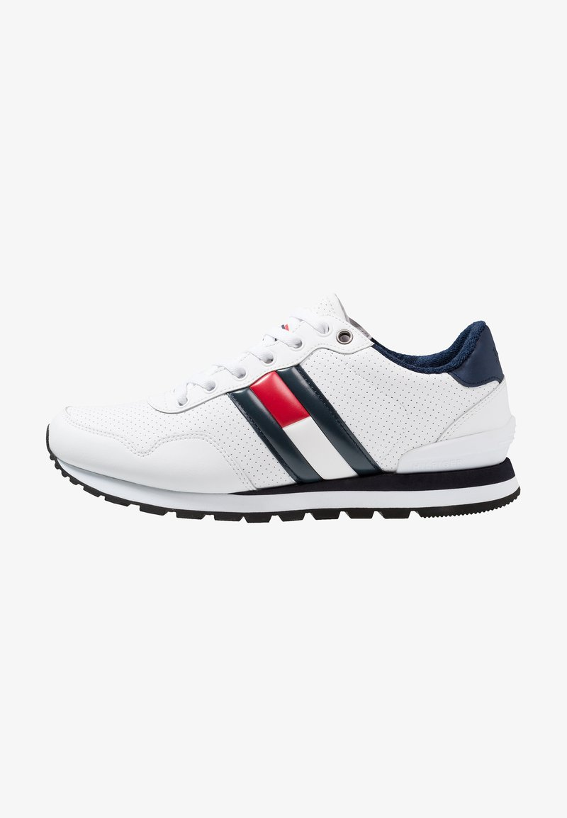 Tommy Jeans - LIFESTYLE - Sneakers laag - white