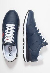 Tommy Jeans - LIFESTYLE - Trainers - dark blue - 1