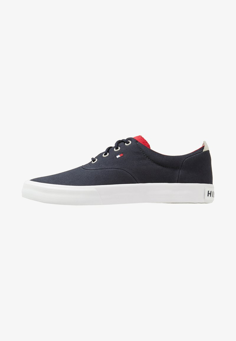 Tommy Hilfiger - CORE THICK - Sneakersy niskie - blue