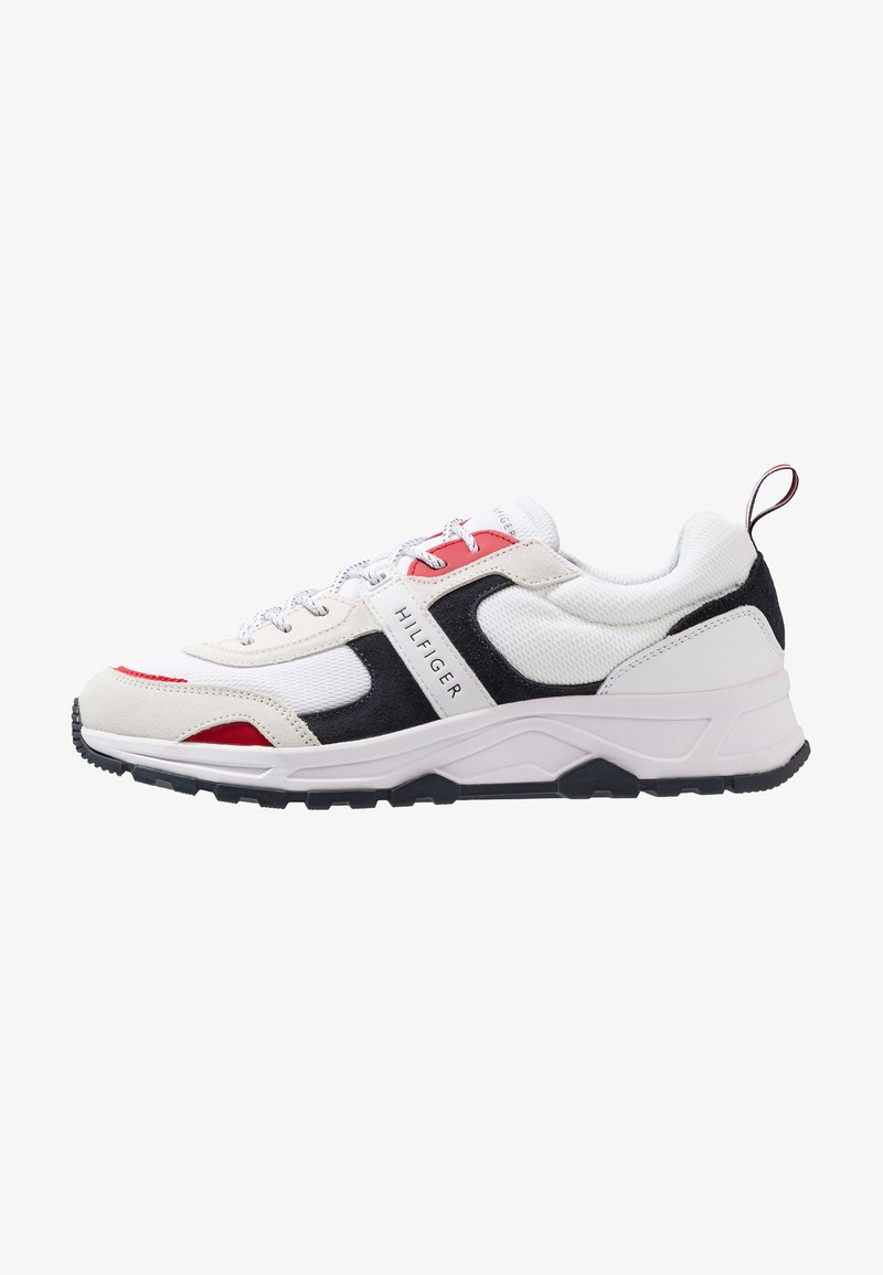 Tommy Hilfiger - FASHION MIX  - Sneaker low - red